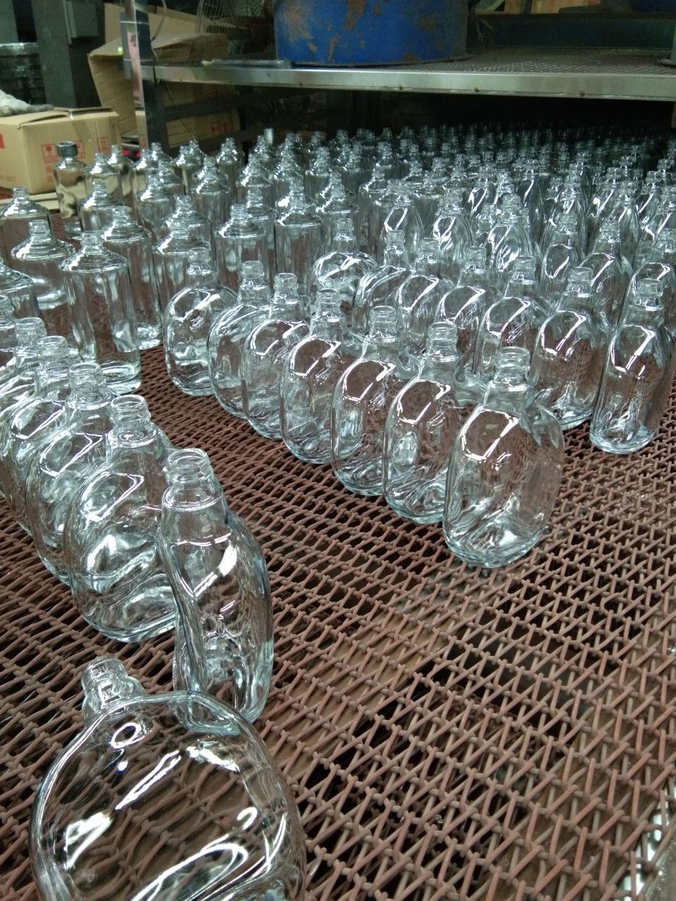四川隆昌县晶白玻璃瓶
