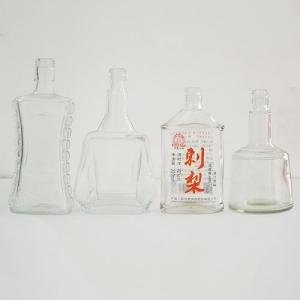 晶白玻璃制品
